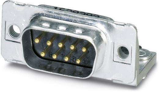 Phoenix Contact VS-09-ST-DSUB-ER D-SUB male connector 90 ° Aantal polen: 9 Solderen 10 stuks