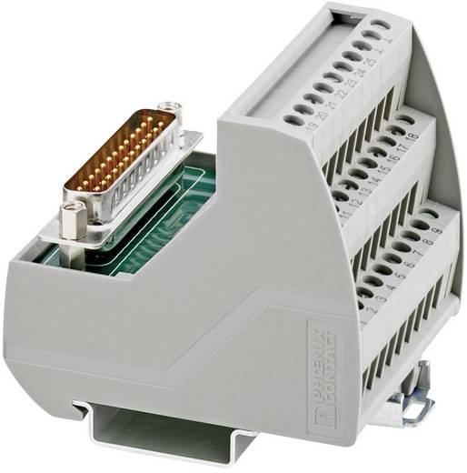 VIP-3 / SC / D25SUB / M - overdracht module VIP-3 / SC / D25SUB / M Phoenix Contact Inhoud: 1 stuks