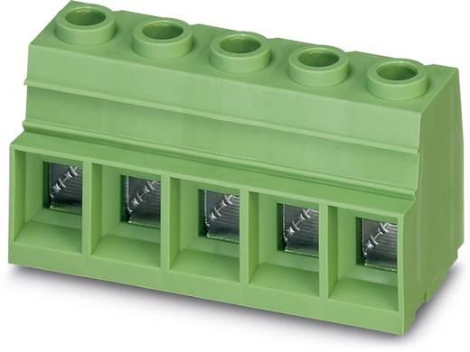 Klemschroefblok 35.00 mm² Aantal polen 5 MKDSP 25/ 5-15,00 Phoenix Contact Groen 25 stuks