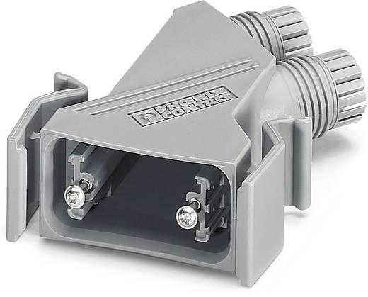 Phoenix Contact VS-15-T-2PG11 D-SUB behuizing Kunststof, gemetalliseerd 180 ° Zilver 5 stuks