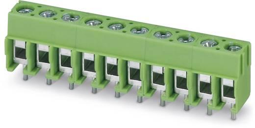 Klemschroefblok 2.50 mm² Aantal polen 15 PT 1,5/15-5,0-H Phoenix Contact Groen 50 stuks