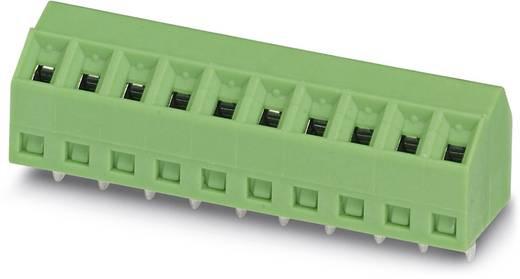 Klemschroefblok 1.00 mm² Aantal polen 10 SMKDS 1/10-3,5 Phoenix Contact Groen 100 stuks