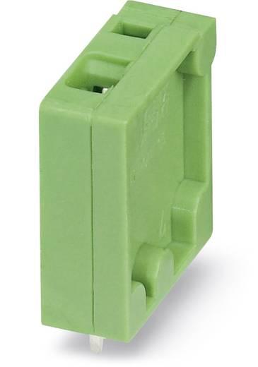 Veerkachtklemblok 1.00 mm² Aantal polen 1 ZFKDSA 1-V-6,35 Phoenix Contact Groen 50 stuks
