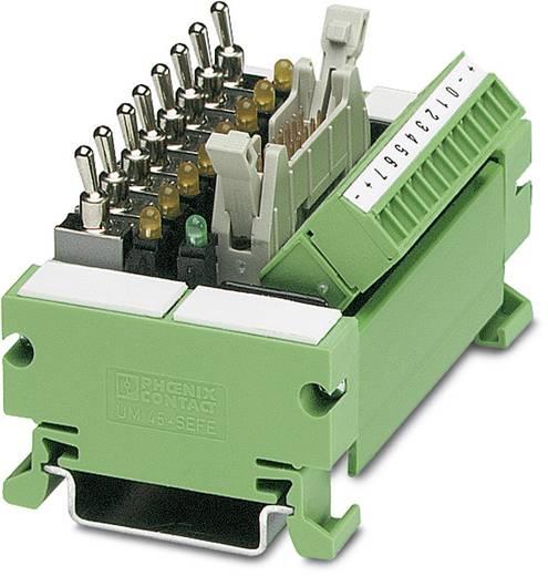 UM 45-DI / DO / S / LA / SIM8 - Transfer Module UM 45-DI / DO / S / LA / SIM8 Phoenix Contact Inhoud: 1 stuks