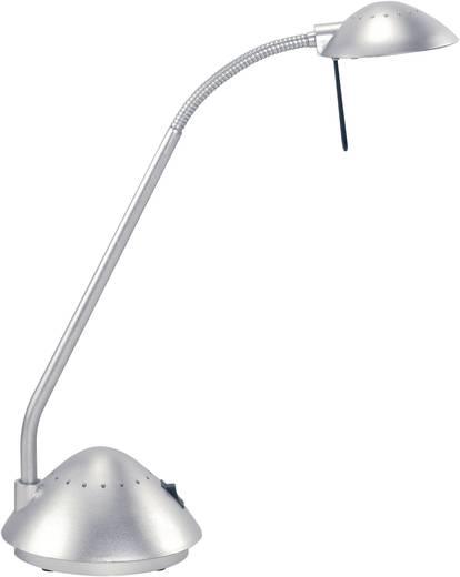 Maul Arc Bureaulamp Halogeen G4 20 W Zilver