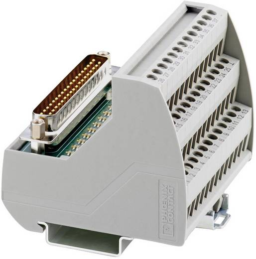 VIP-3 / SC / D50SUB / F / LED - overdracht module VIP-3 / SC / D50SUB / F / LED Phoenix Contact Inhoud: 1 stuks