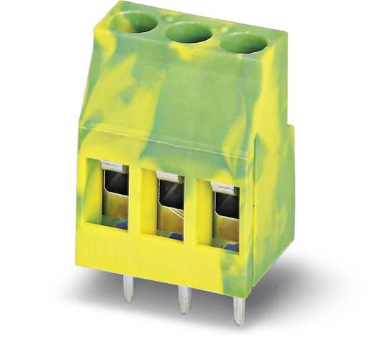 Klemschroefblok 2.50 mm² Aantal polen 3 MKDS 3/ 3-B-5,08 GNYE Phoenix Contact Groen-geel 50 stuks
