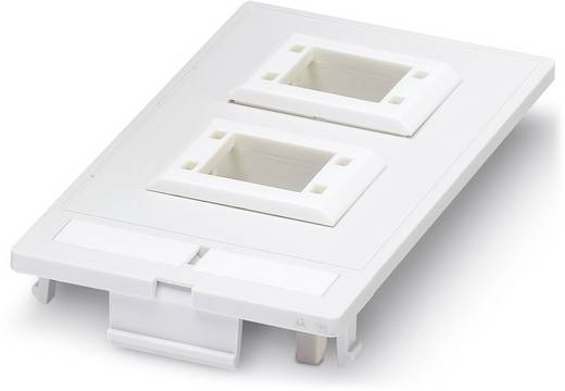 Phoenix Contact VS-SI-FP-2F Voorplaat Wit 1 stuks