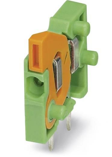 Veerkachtklemblok 0.50 mm² Aantal polen 1 FFKDS/H-2,54 Phoenix Contact Groen 250 stuks
