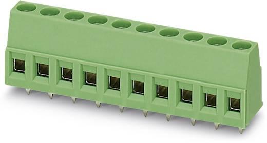 Klemschroefblok 1.50 mm² Aantal polen 4 MKDSP 1,5/ 4 Phoenix Contact Groen 50 stuks