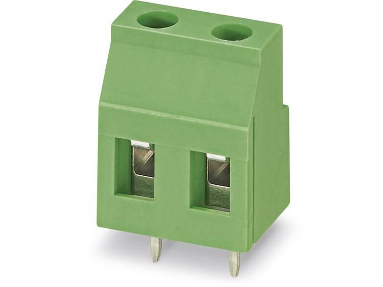 Phoenix Contact GMKDS 3/ 6 Klemschroefblok 2.50 mm² Aantal polen 6 Groen 50 stuks