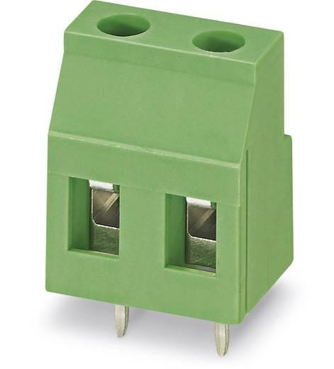 Klemschroefblok 2.50 mm² Aantal polen 6 GMKDS 3/ 6 Phoenix Contact Groen 50 stuks