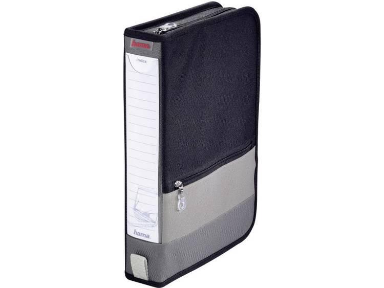 Hama 00084146 Office Wallet 64 Grijs-Zwart