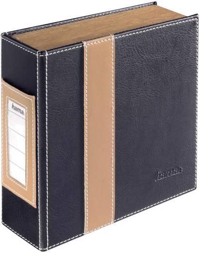 Hama CD/DVD-album Leer-bruin (mat) 28 CD's/