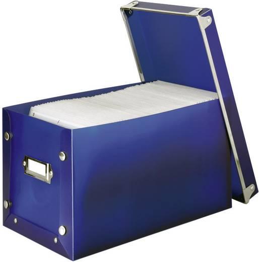 Media Box 140, blauw Hama Blauw 1 stuks