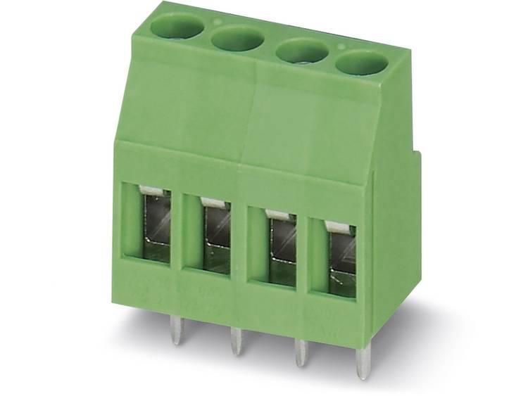 Phoenix Contact MKDSB 3/ 6 Klemschroefblok 2.50 mm² Aantal polen 6 Groen 50 stuks