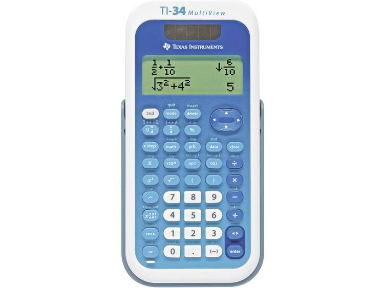 Texas Instruments TI34MULTI VIEW Schoolcalculator TI-34 multiview