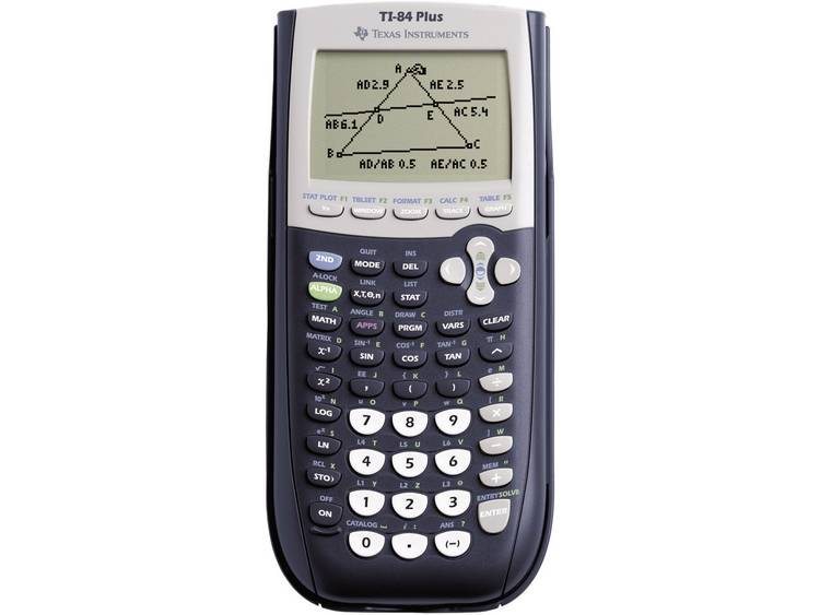 Texas Instruments TI84PLUS Grafische zakrekenmachine TI-84 Plus