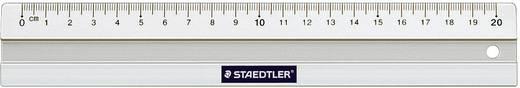 Metalen lineaal 20 cm