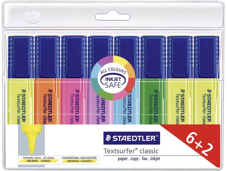 Staedtler 364 A WP8 Veelkleurig gesorteerd 1 mm, 5 mm