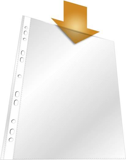 Brochurehoezen Premium, helder transparant