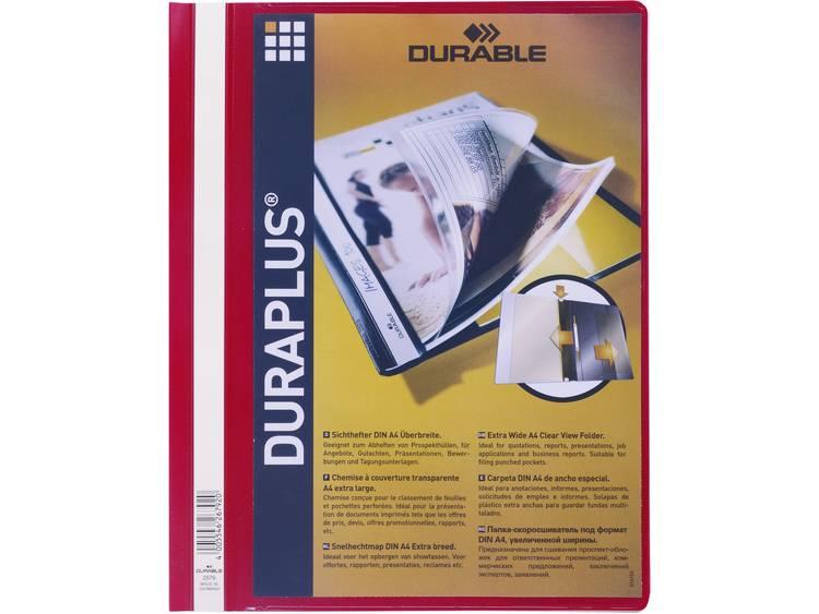 Durable 2579-03 Rood 1 stuks