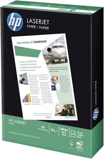 HP Laserjet Paper Laserprintpapier DIN A4 90 g/m² 500 vellen Wit
