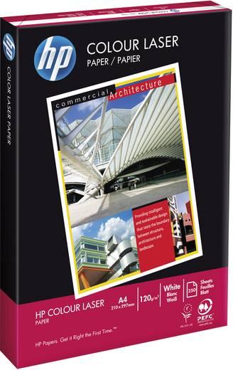 HP Colour Laser Paper Laserprintpapier DIN A4 120 g/m² 250 vellen Wit