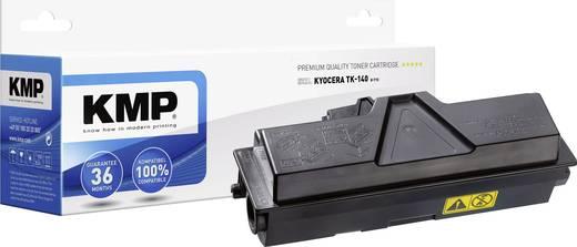 KMP Tonercassette vervangt Kyocera TK-140 Compatibel Zwart 4000 bladzijden K-T15
