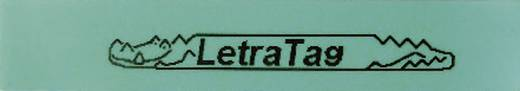 DYMO 91224 Labeltape Tapekleur: Groen Tekstkleur:Zwart 12 mm 4 m