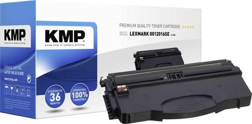 KMP Tonercassette vervangt Lexmark 0012016SE Compatibel Zwart 2000 bladzijden 1168,0000
