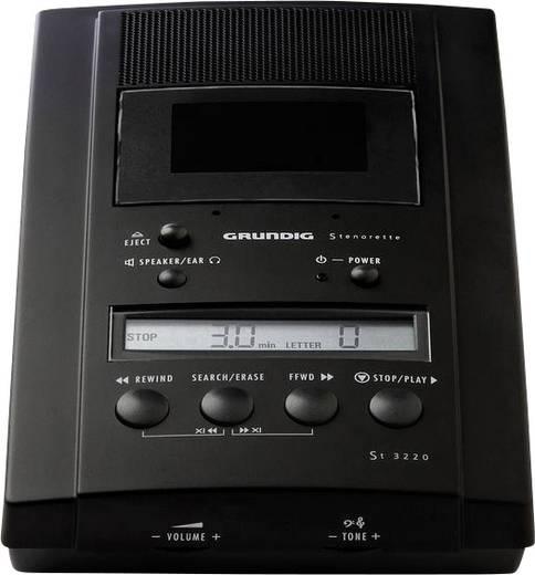 Opname-/weergavestation Stenorette ST 3220