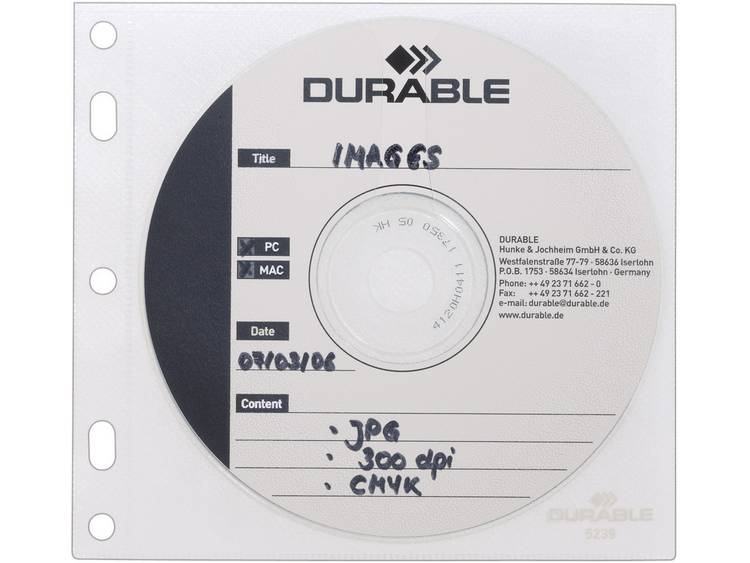 CD-DVD OPBERGTAS