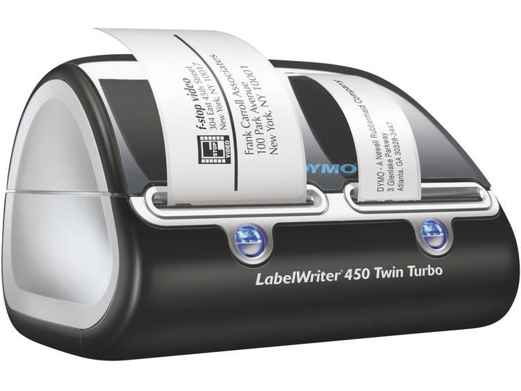 DYMO LabelWriter 450 Twin Turbo Labelprinter Thermisch 300 x 600 dpi Etikettenbr