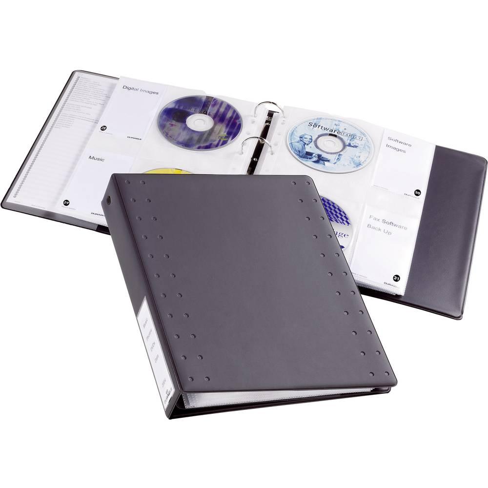 RINGBAND 40 CD-DVD ANTRACIET