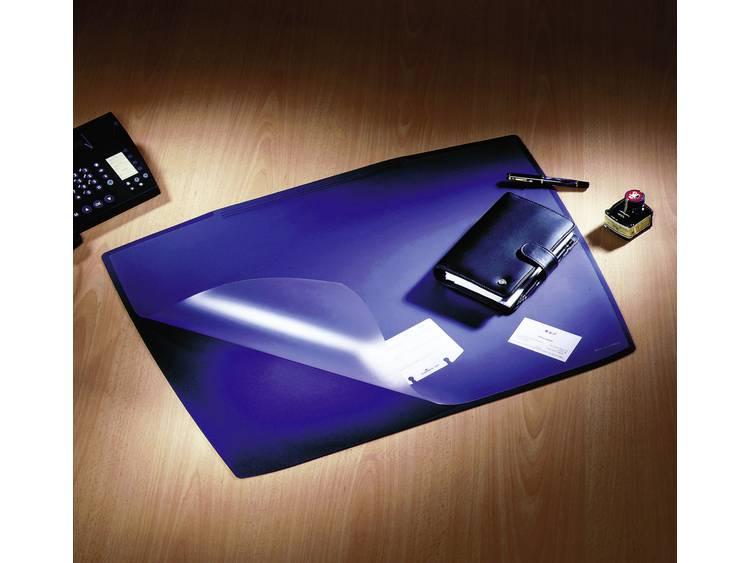 Durable Artwork Bureau-onderlegger Blauw Polyvinylchloride (PVC) 68 x 53 cm Stuks