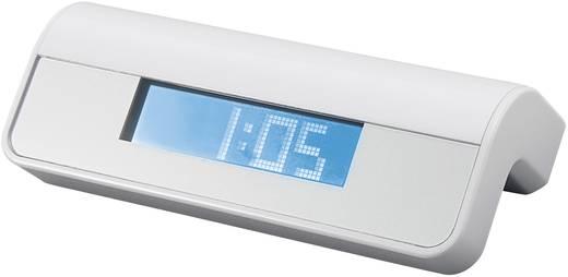 USB-design-klok en kalender met 4 USB-aansluitingen
