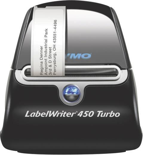 DYMO LabelWriter 450 Turbo Labelprinter Thermisch 300 x 600 dpi Etikettenbreedte (max.): 56 mm USB