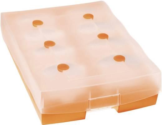 Box voor visitekaarten Croco Duo A8
