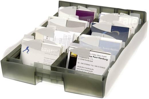 Visitekaartjesbox Croco Duo A8