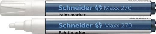 Schneider 127049 Paint marker Wit Ronde vorm 1 - 3 mm 1 stuks