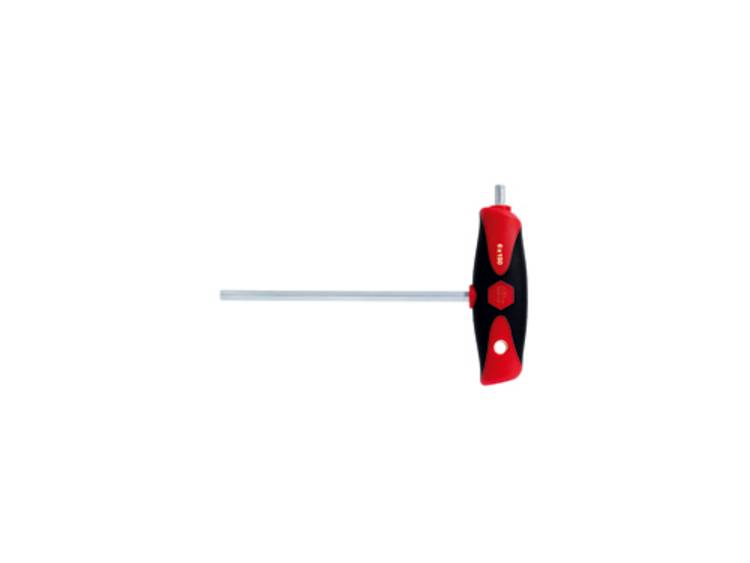 Wiha inbussleutel T comfortsleutel met zijpunt 10mm lengte 200mm 26171