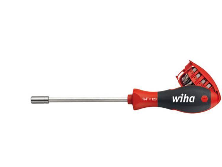 Wiha Magazine 3809 01-03 Werkplaats Magazijnschroevendraaier 1/4 (6.3 mm) DIN 3126, DIN ISO 1173 kopen