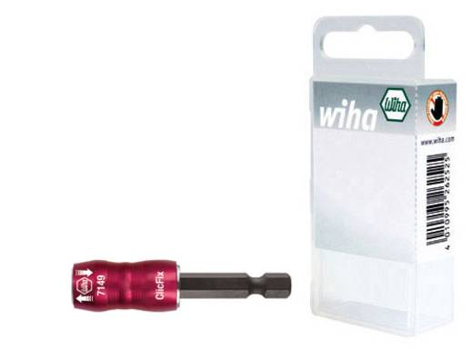 Wiha 24778 ClicFix vrijlating houder quick, magnetisch, in plastic doos