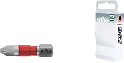 Wiha MaxxTor 7012 M9T Kruis-bit PZ 2 Gereedschapsstaal gelegeerd C 6.3 5 stuks