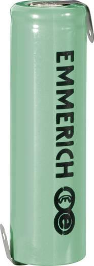 AA (penlite) Speciale oplaadbare batterij 1.2 V NiCd 1000 mAh Emmerich AA-ZLF 1 stuks