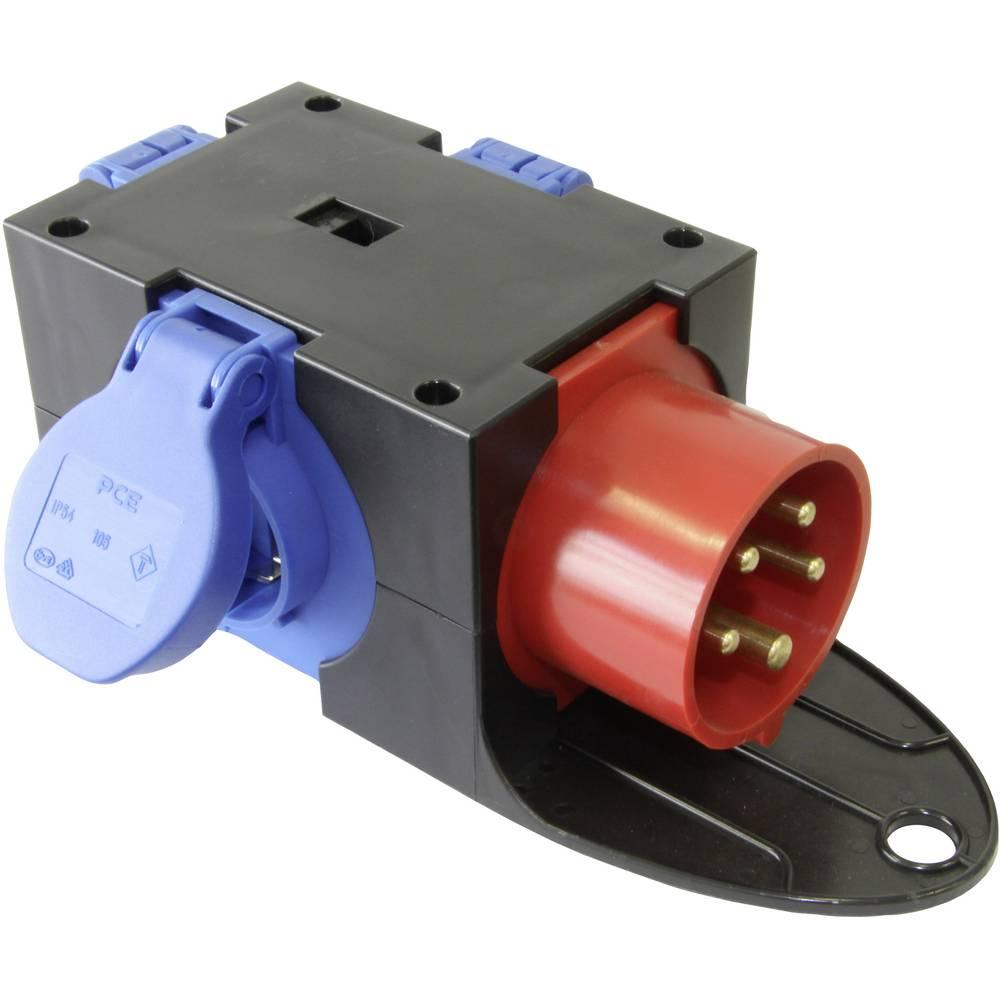 PCE 943.0412 Compacte CEE-verdeler met beugel 16 A 1CEE 16 A (380 V) 400 V IP44
