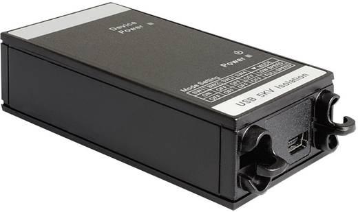 Delock USB 2.0 Converter [1x USB 2.0 stekker A - 1x USB 2.0 stekker mini-B] Zwart