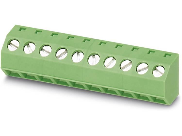 Phoenix Contact SMKDSNF 1,5/ 2-5,08 Klemschroefblok 1.50 mm² Aantal polen 2 Groen 50 stuks