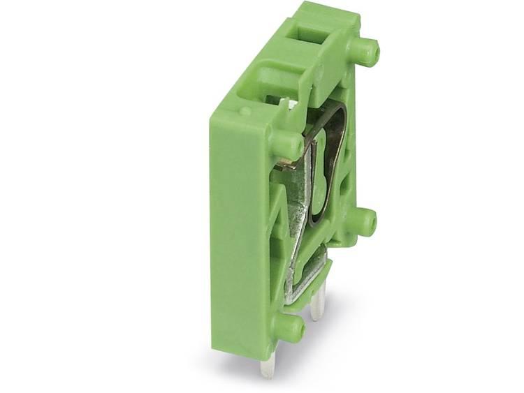 Phoenix Contact ZFKDS 1-V-3,81 Veerkachtklemblok 1.00 mm² Aantal polen 1 Groen 50 stuks